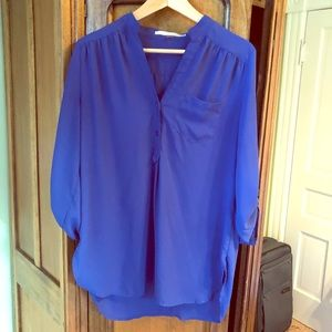 🌸HP!🌸41 Hawthorn Blue Shirt